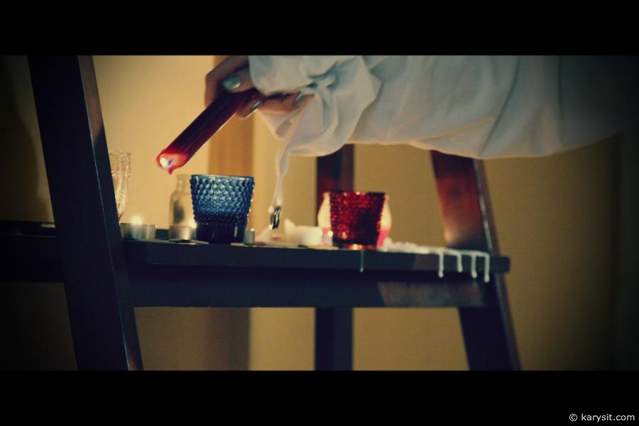 """Kary Sit """"Made of Fire"""" Music Video Still Photos"""