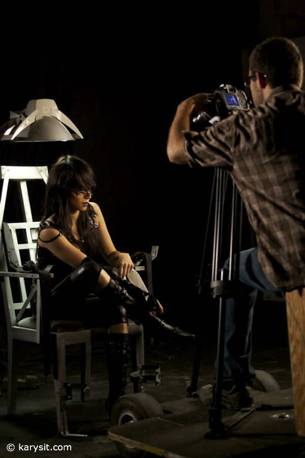 Kary Sit Mr. Boy music Video 3