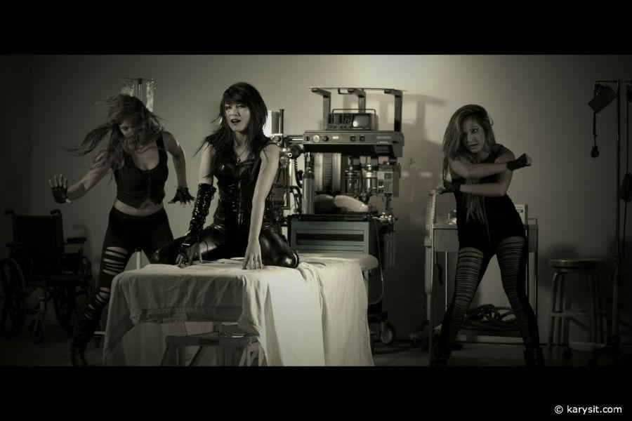 Kary Sit Mr. Boy music Video 8